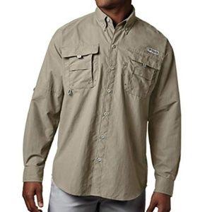 Columbia Men's PFG Bahama ll  Long Sleeve shirt